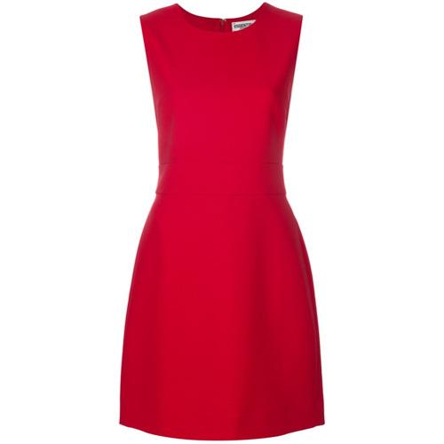 Imagen principal de producto de Essentiel Antwerp vestido sin mangas con cuello redondo - Rojo - Essentiel Antwerp
