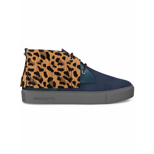 Imagen principal de producto de Swear zapatillas Maltby - Azul - Swear