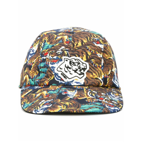 Kenzo gorra Flying Tiger - Multicolor