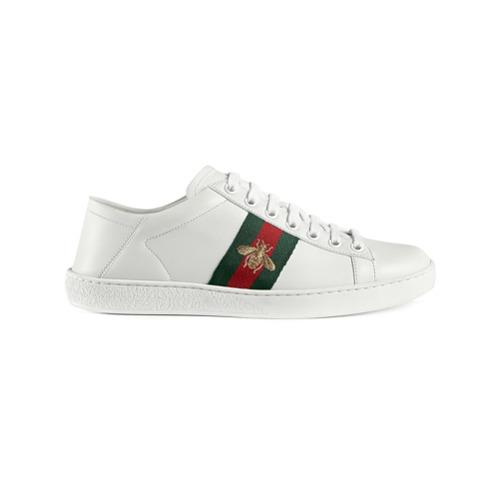 Imagen principal de producto de Gucci zapatillas Ace - Blanco - Gucci