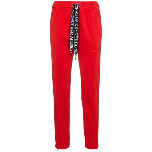 Imagen principal de producto de Proenza Schouler pantalones estilo cargo PSWL - Rojo - Proenza Schouler