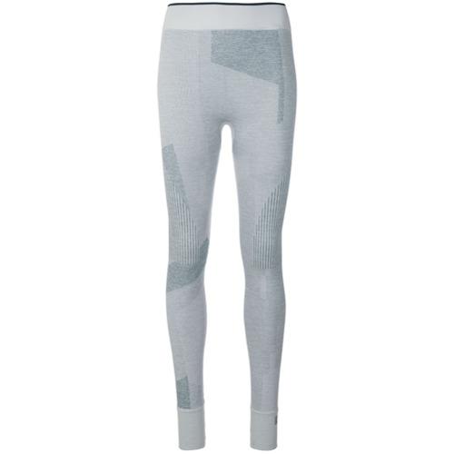 Imagen principal de producto de Adidas By Stella Mccartney leggins de talle alto con paneles - Gris - Adidas