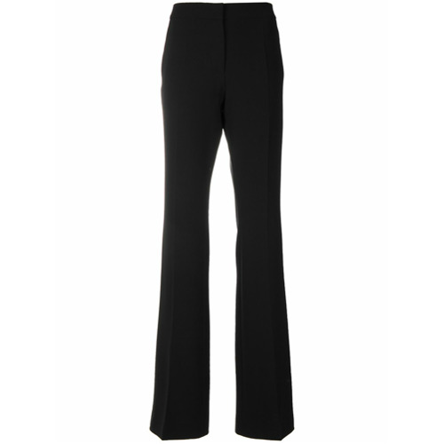 Imagen principal de producto de Moschino pantalones de vestir acampanados - Negro - Moschino
