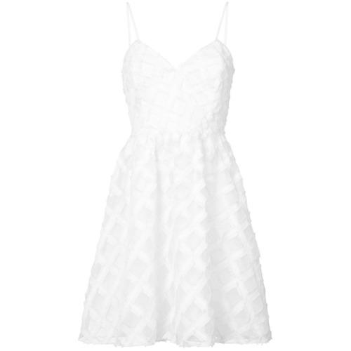 Imagen principal de producto de Zac Zac Posen vestido de fiesta Viola - Blanco - ZAC Zac Posen