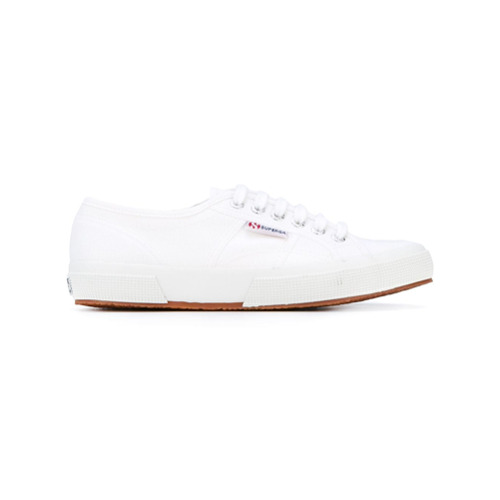 Imagen principal de producto de Superga zapatillas clásicas con cordones - Blanco - Superga