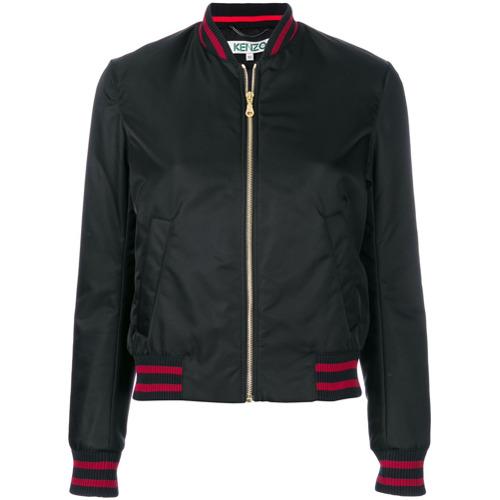 Imagen principal de producto de Kenzo chaqueta bomber Tiger - Negro - Kenzo