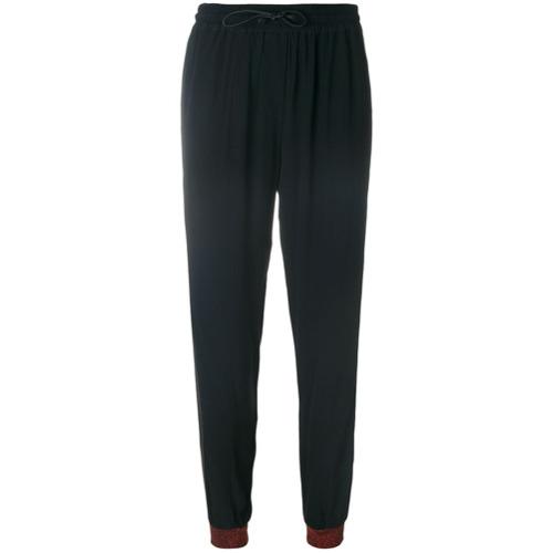 Imagen principal de producto de Zoe Karssen pantalones de chándal con cordones - Negro - Zoe Karssen
