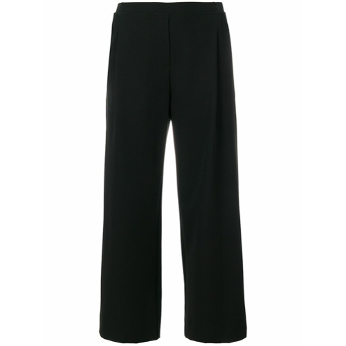 Imagen principal de producto de DKNY pantalones de vestir de estilo capri - Negro - DKNY