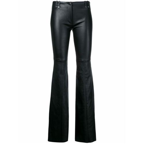 Imagen principal de producto de Plein Sud pantalones acampanados - Negro - Plein Sud