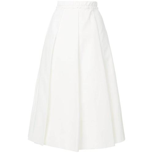 Imagen principal de producto de Carven falda plisada - Blanco - Carven
