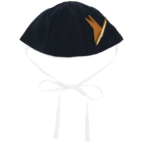 Marni sombrero redondo - Azul