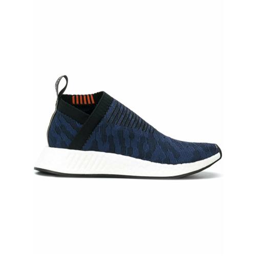 Imagen principal de producto de Adidas zapatillas NMD Primeknit - Azul - Adidas