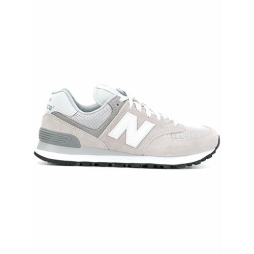Imagen principal de producto de New Balance zapatillas 574 - Gris - New Balance