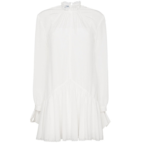 Imagen principal de producto de Prada vestido Gethard - Blanco - Prada