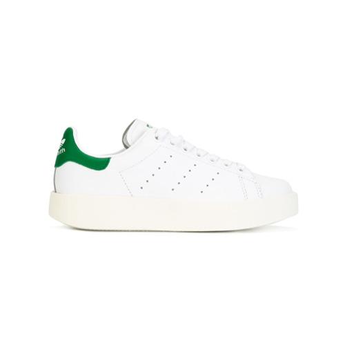 Imagen principal de producto de Adidas zapatillas Stan Smith Bold - Blanco - Adidas