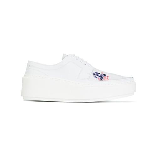 """Imagen principal de producto de Kenzo zapatos derby """"Austin"""" - Blanco - Kenzo"""