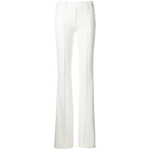 Imagen principal de producto de Plein Sud pantalones acampanados - Blanco - Plein Sud