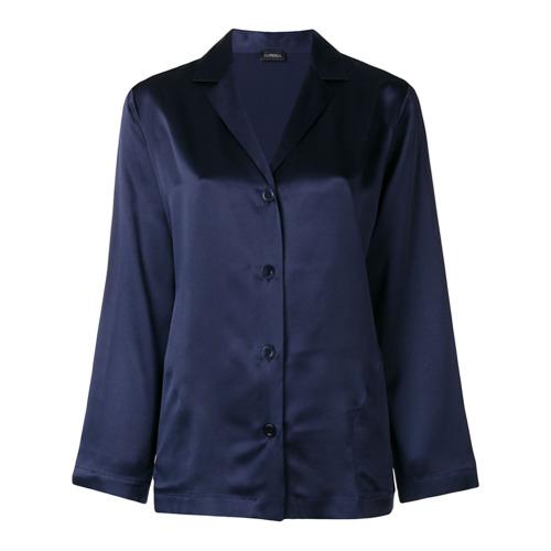 Imagen principal de producto de La Perla pijama de seda - Azul - La Perla