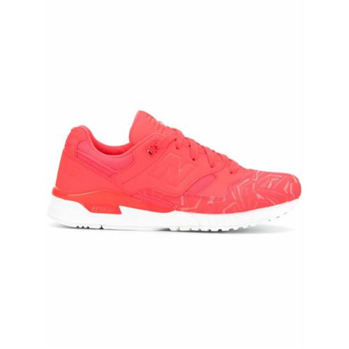 Imagen principal de producto de New Balance zapatillas 530 - Rojo - New Balance