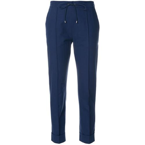 Imagen principal de producto de Kenzo pantalones slim estilo capri - Azul - Kenzo