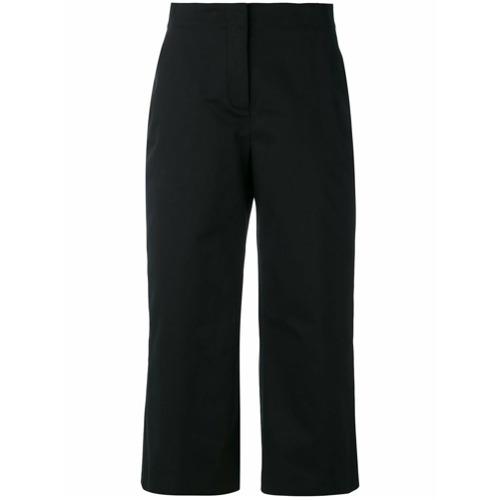 Imagen principal de producto de Versace pantalones de estilo capri - Negro - Versace