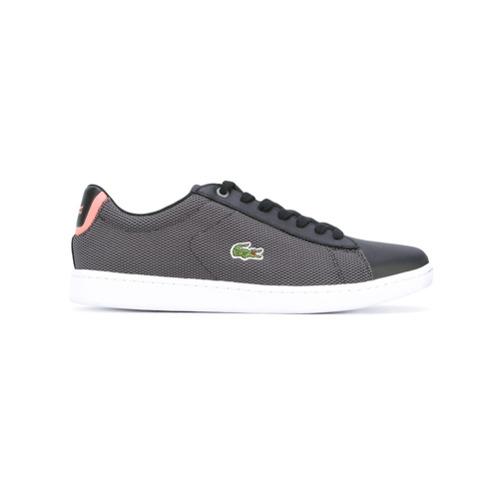 Imagen principal de producto de Lacoste zapatillas con cordones - Negro - Lacoste