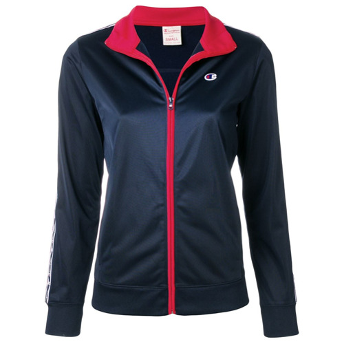 Imagen principal de producto de Champion zipped jacket - Azul - Champion