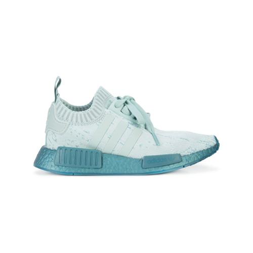 Imagen principal de producto de Adidas zapatillas NMD_R1 - Verde - Adidas