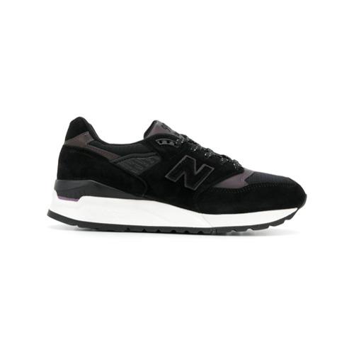 Imagen principal de producto de New Balance zapatillas con cordones - Negro - New Balance