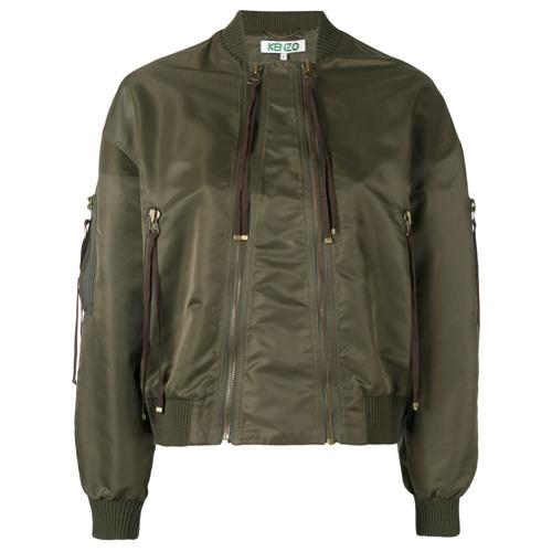 Imagen principal de producto de Kenzo chaqueta bomber - Verde - Kenzo