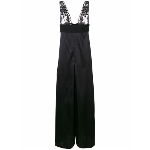 Imagen principal de producto de La Perla vestido de noche Azalea - Negro - La Perla