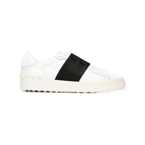 """Imagen principal de producto de Valentino zapatillas """"Open"""" Valentino Garavani - Blanco - Valentino"""