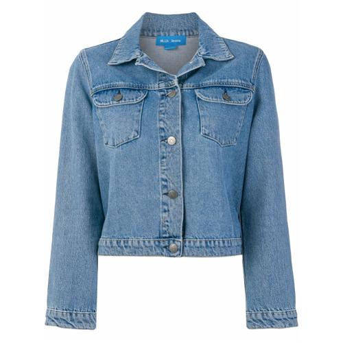 Imagen principal de producto de Mih Jeans chaqueta vaquera Sunland - Azul - MiH Jeans