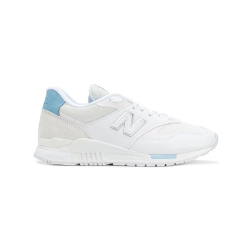 Imagen principal de producto de New Balance 840 sneakers - Blanco - New Balance