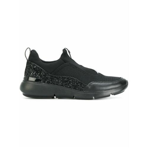 Imagen principal de producto de Michael Michael Kors zapatillas Ace estilo slip-on - Negro - MICHAEL Michael Kors