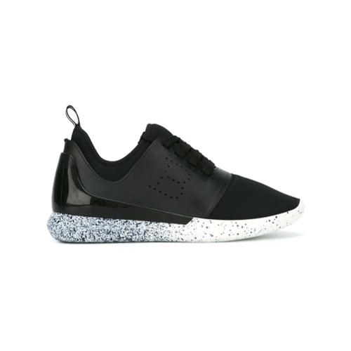 Imagen principal de producto de Bally zapatillas con cordones - Negro - Bally
