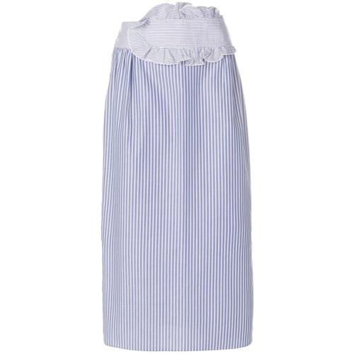 Imagen principal de producto de Carven falda recta - Azul - Carven