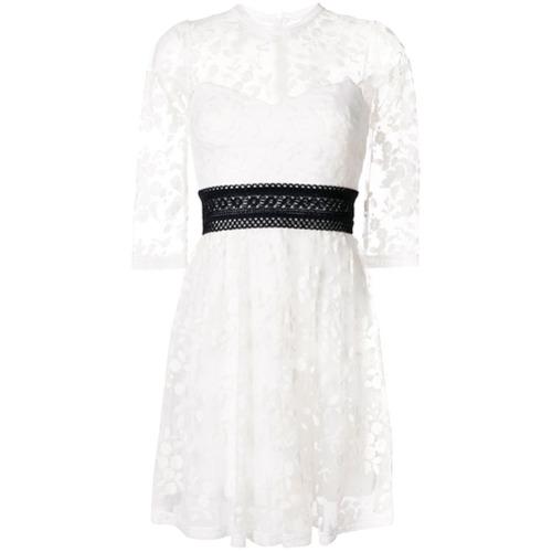 Imagen principal de producto de Three Floor vestido de corte imperio Weiss - Blanco - Three Floor