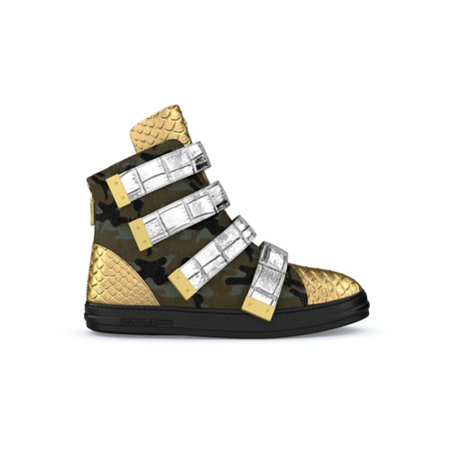 Imagen principal de producto de Swear zapatillas Bond - Verde - Swear