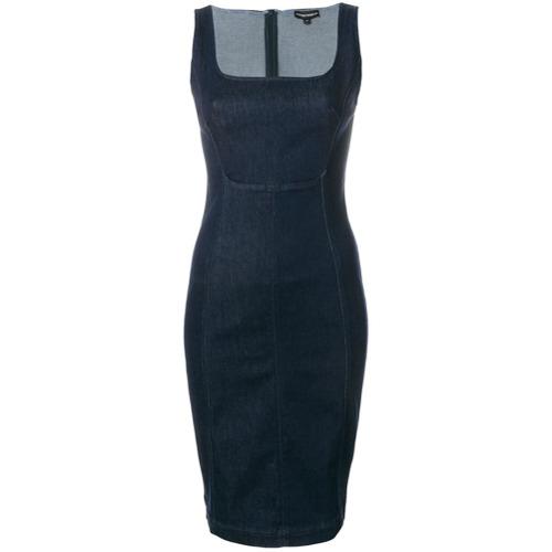 Imagen principal de producto de Emporio Armani vestido vaquero - Azul - Emporio Armani