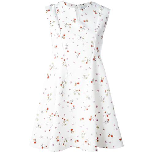 Imagen principal de producto de Carven vestido sin mangas - Blanco - Carven