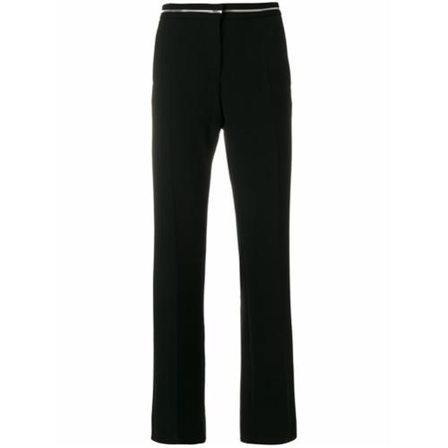 Imagen principal de producto de Moschino pantalones con cinturilla - Negro - Moschino