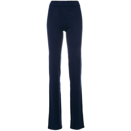 Imagen principal de producto de La Perla pantalones New Silk Soul - Azul - La Perla