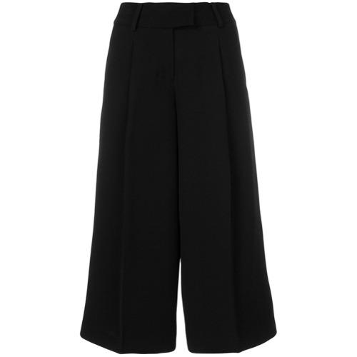 Imagen principal de producto de Michael Michael Kors falda pantalón capri - Negro - MICHAEL Michael Kors