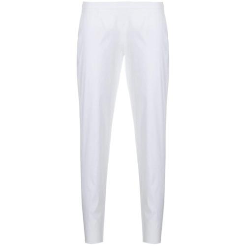 Imagen principal de producto de Prada pantalones tapered clásicos - Blanco - Prada
