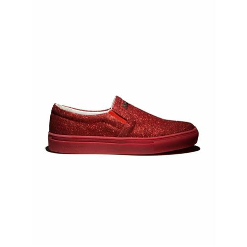 Imagen principal de producto de Swear zapatillas Maddox brillantes - Rojo - Swear