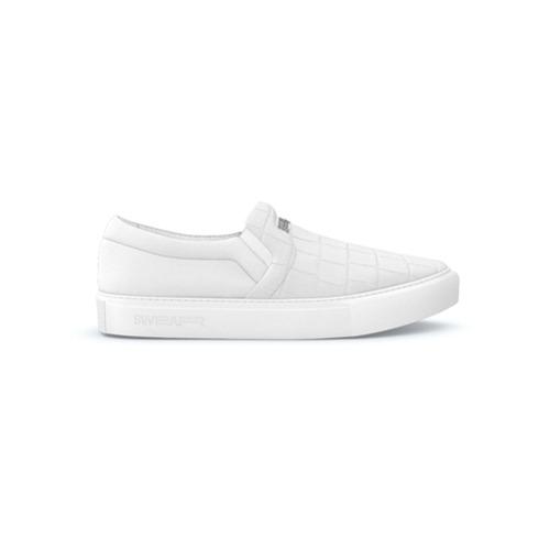 Imagen principal de producto de Swear zapatillas Maddox - Blanco - Swear