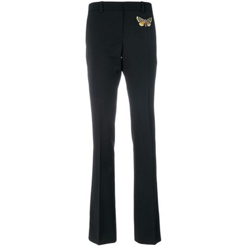 Imagen principal de producto de Gucci pantalones con corte acampanado - Negro - Gucci