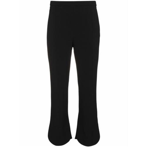 Imagen principal de producto de Prada pantalones acampanados - Negro - Prada