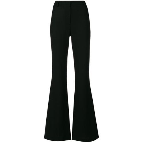 Imagen principal de producto de Goat pantalones de talle alto Flare - Negro - Goat
